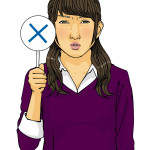Are short term visa holders able to work in Japan?