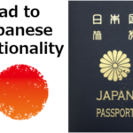1 The flow until submitting application/Road to Japanese nationality (1)