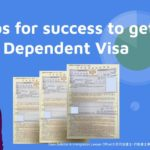 Tips for success to get dependent visa/The importance of making Balance Sheet